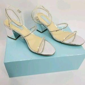 ab25cd7a95a Women Betsey Johnson Clear Heels on Poshmark